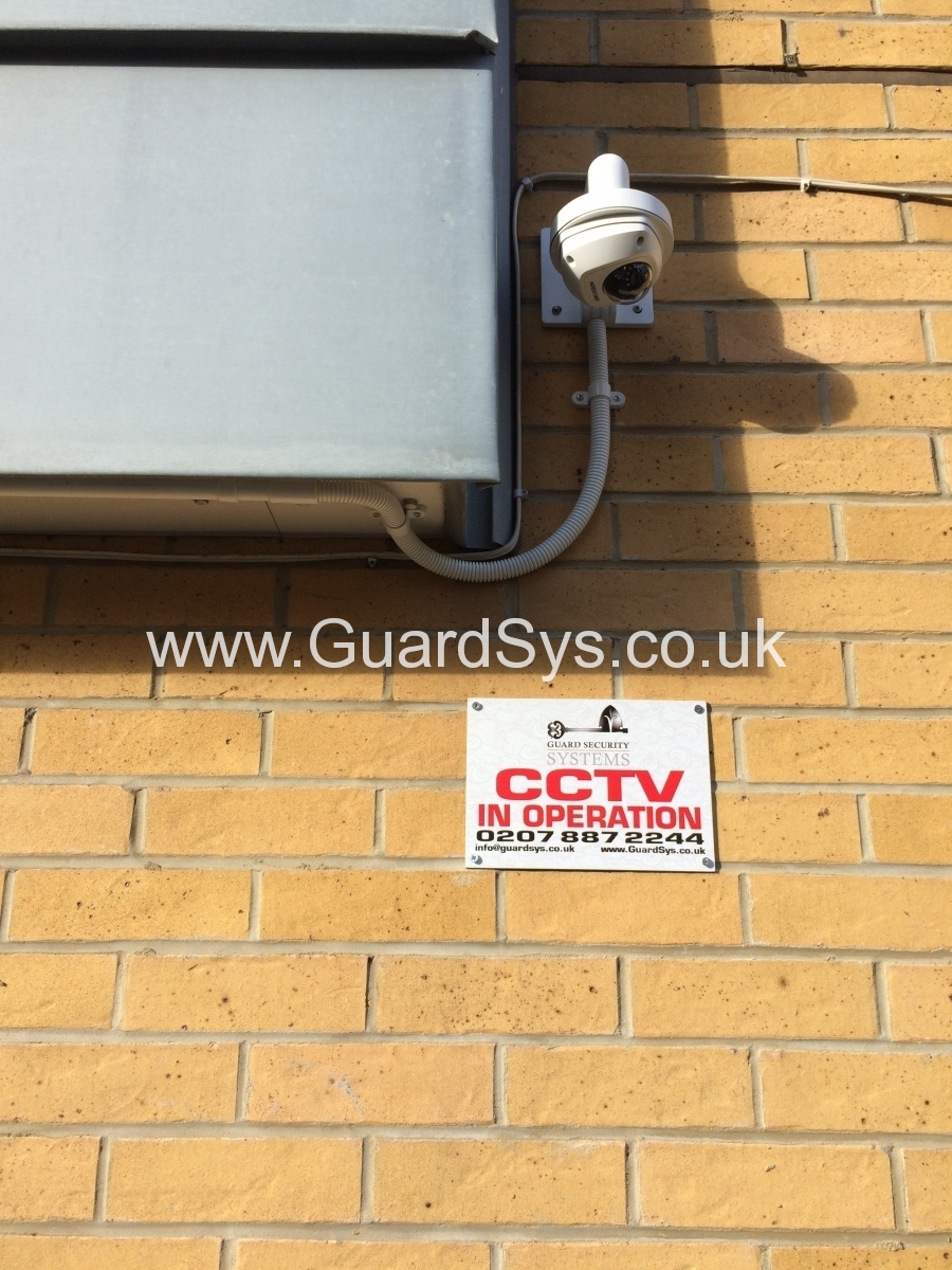 Parking control CCTV System